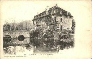 Le Saillant Chateau Pont