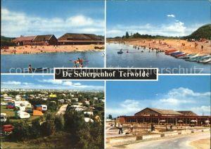 Terwolde Recreatiecentrum De Scherpenhof Camping Strand
