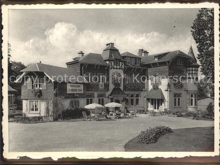 Spa Liege Hostellerie Le Grand Cerf /  /