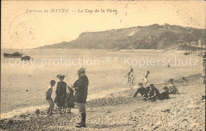 Le Havre Cap de la Heve Plage Kat. Le Havre
