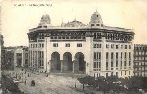 Alger Algerien La Nouvelle Poste / Algier Algerien /