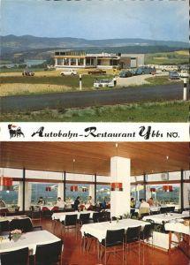 Kemmelbach Niederoesterreich Autobahn Restaurant Ybbs Gastraum Kat. Neumarkt an der Ybbs