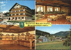 Heilbrunn Naintsch Gasthof Bauernhofer Brandlucken Wappen Wandergebiet