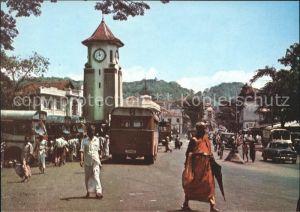 Kandy Sri Lanka Street Scene / Kandy /
