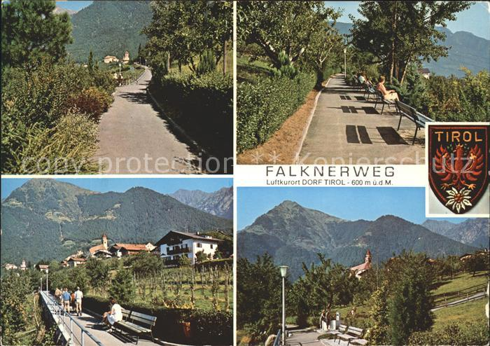 Tirol Region Falknerweg Luftkurort Dorf Tirol / Innsbruck /Innsbruck