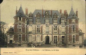 Evry les Chateaux Chateau
