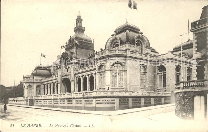 Le Havre Le Nouveau Casino Kat. Le Havre