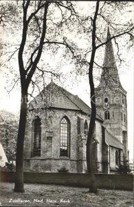 Zuidlaren Ned Herv Kerk Kirche