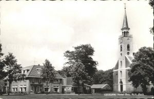 Odoorn Borger Hotel Bos NH Kerk Kirche