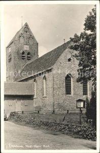 Oldehove Ned Herv Kerk Kirche