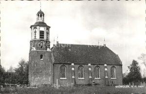 Midwolda NH Kerk Kirche
