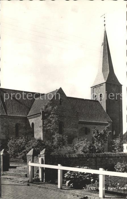Leens Ned Herv Kerk Kirche