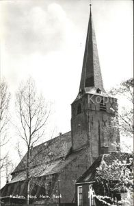Kollum Ned Herv Kerk Kirche