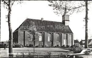 Zoutkamp Herv Kerk Kirche
