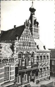 Winschoten Stadhuis Rathaus Kat. Niederlande