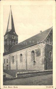 Ulrum Ned Herv Kerk Kirche
