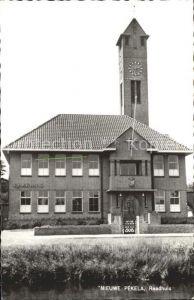 Nieuwe Pekela Raadhuis Rathaus