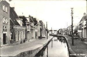 Kollum De Wallen Kanal