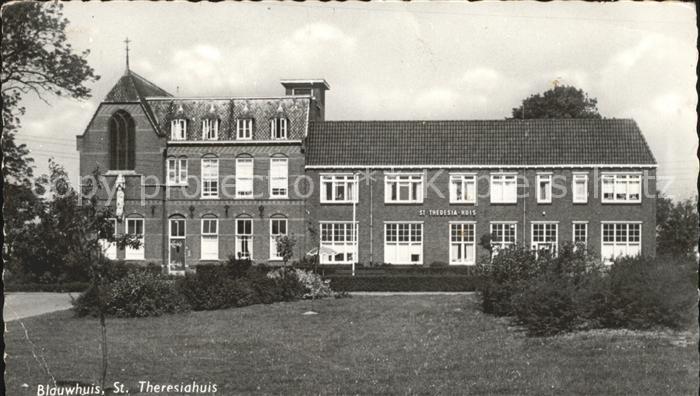 Blauwhuis St Theresiahuis