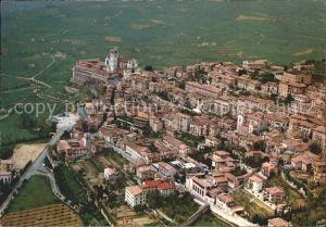 Assisi Umbria Panorama dall aereo Cittadella Kat. Assisi