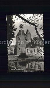 Terborg Gelderland Kasteel Wisch Schloss