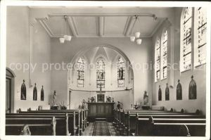 Silvolde Interieur Kapel St Clara