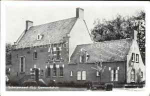 Scherpenzeel Gemeentehuis