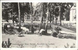 Barchem Gezellig zitje Hotel Meilink Kat. Niederlande