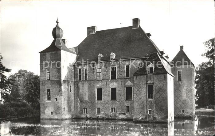 Vaassen Kasteel Cannenburch Schloss Kat. Niederlande