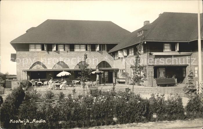Kootwijk Hotel Restaurant Radio Terras