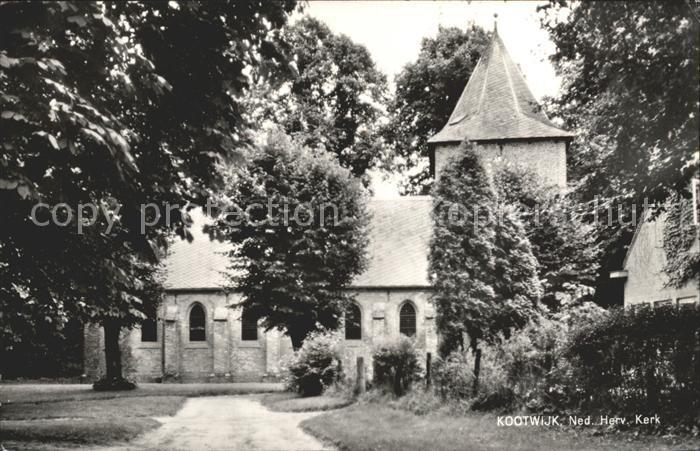 Kootwijk Ned Herv Kerk Kirche 0