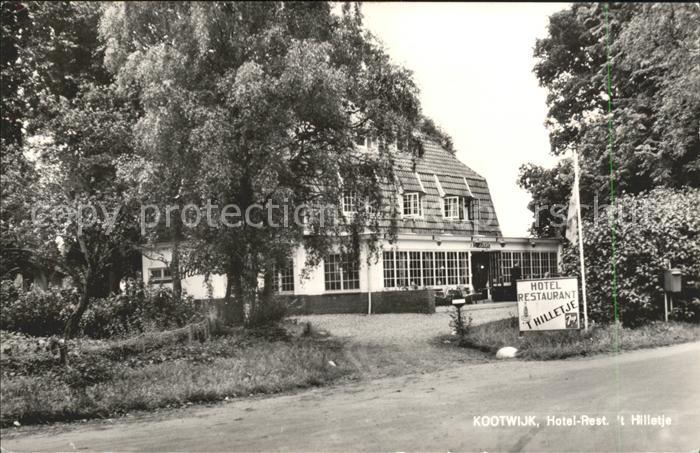 Kootwijk Hotel Restaurant  t Hilletje