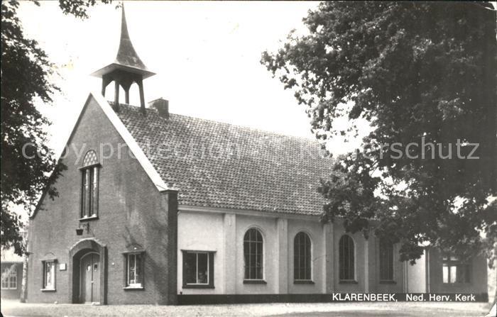 Klarenbeek Ned Herv Kerk Kirche