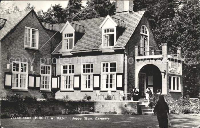 Joppe Gorssel Vakantieoord Huis te Werken