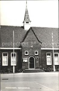 Pannerden Gemeentehuis Rathaus
