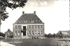 Opheusden Gemeentehuis Rathaus