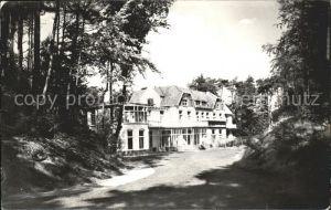 Nunspeet Liendenhuis Rusthuis Ziekenfonds A.N.O.Z  Kat. Nunspeet