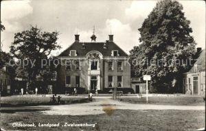 Oldebroek Gelderland Landgoed Zwaluwenburg