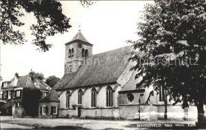 Warnsveld Gelderland Kerk