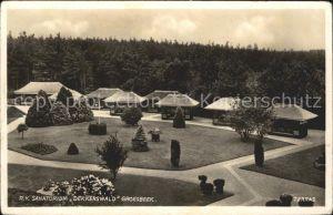 Groesbeek Gelderland Sanatorium Dekkarswald