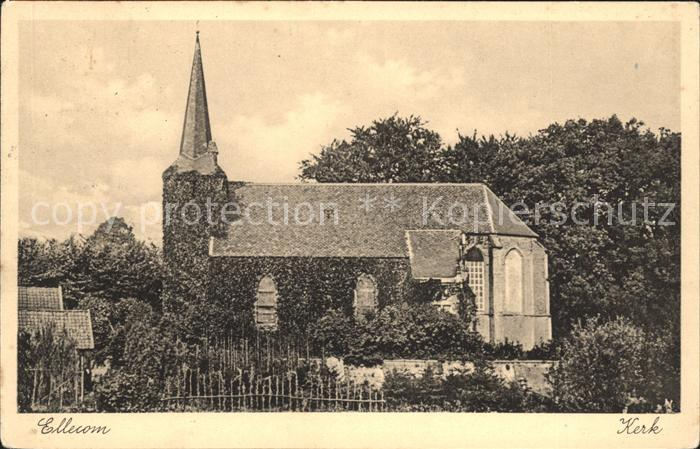 Ellecom Kerk