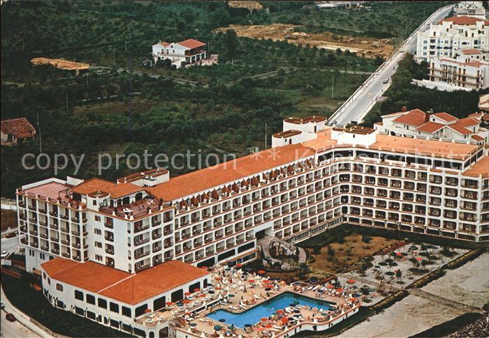 Giardini naxos hotel holiday inn fliegeraufnahme kat messina