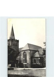 Opheusden Ned Herv Kerk Kirche Kat. Opheusden