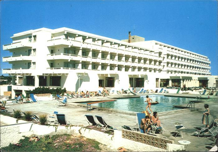 Formentera Hotel Formentera Playa de Mitjorn Kat. Spanien