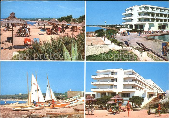 Formentera Hotel Formentera Playa Kat. Spanien