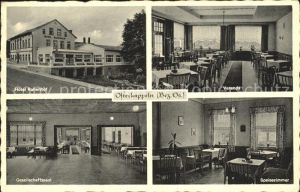 Osterkappeln Hotel Rahenhof Veranda Speisezimmer Gesellschaftssaal