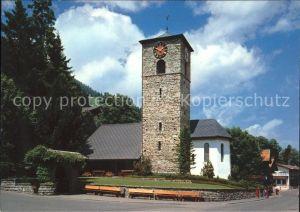 Adelboden Ref. Kirche  Kat. Adelboden