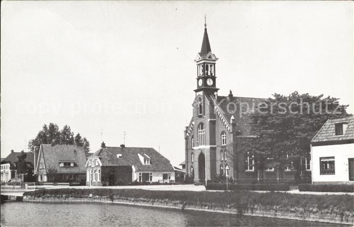 De Krim Herv Kerk Kirche Kat. Texel 0