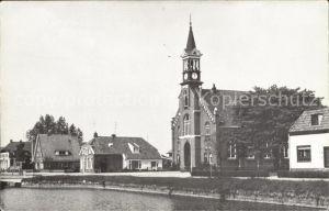 De Krim Herv Kerk Kirche Kat. Texel