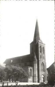 Cothen RK Kerk Kirche Kat. Cothen